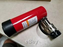 BVA Hydraulics H1004 4 Stroke Single Acting Cylinder 10 Ton New