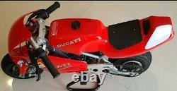 Blata Mini Bike 2.5 Two Stroke, single Cylinder, Petrol Combustion Engine