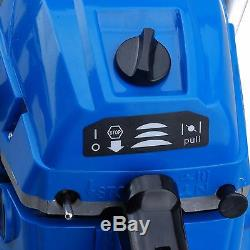 Blue Max 57cc 22in Gasoline Chainsaw, single cylinder, 2 stroke engine