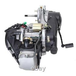 CDI Air Cooled GY6 Single Cylinder 4-Stroke Complete Engine Set CVT Clutch 150CC