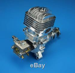 DLE 30CC Gasoline Engine Single Cylinder Two Stroke Side Exhaust with CDI &Muffler