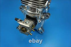 DLE 61CC Gas Engine Single Cylinder Two Stroke Side Exhaust with CDI & Muffler
