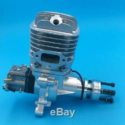 DLE 65CC Gasoline Engine for RC Model Airplane Single Cylinder Two Stroke