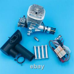 DLE65 65CC Gasoline Engine Single Cylinder Two-stroke Fit For RC Airplane Model