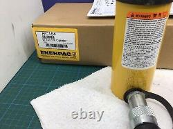 ENERPAC RC154 15 Ton HYDRAULIC Cylinder Single Acting 4 STROKE NEW! DUO SERIES