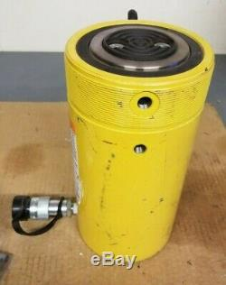 ENERPAC Single Acting 75 TON Cylinder 6.13 STROKE RC756 NEW