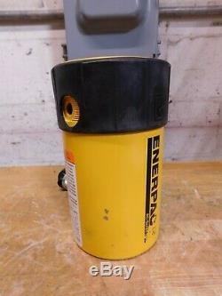 Enerpac 50 ton Single Acting Hydraulic Ram Cylinder 3-1/8 dia x 4 Stroke RC504