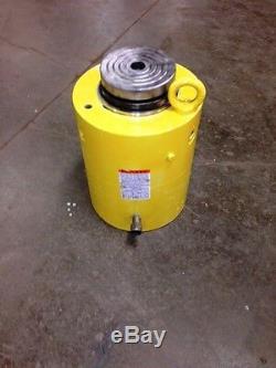 Enerpac CLSG-4006 400 Ton Single Acting Hydraulic Ram Cylinder 6 Stroke