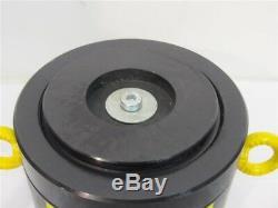 Enerpac LPL1002, 100 Ton Single Acting Hydraulic Cylinder, 2 Stroke Length