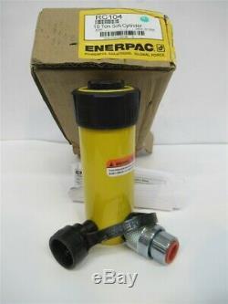 Enerpac, RC104, 10 Ton, 4 Stroke, Single Acting Hydraulic Cylinder