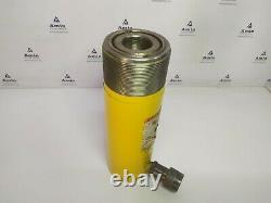 Enerpac RC256 Single acting Hydraulic cylinder, 25 Ton, 6'' in. Stroke, #4