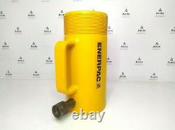 Enerpac RC506 Single acting Hydraulic cylinder, 50Ton, 6'' in. Stroke, #1