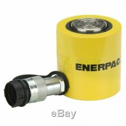 Enterpac RCS-201 Single Acting 1.75 Stroke Hydraulic Cylinder 20 Ton Capacity