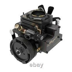 FS-S100AT Single-cylinder Four-stroke Nitro Gasoline Power RC Engine Kit Model