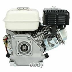 For Honda GX160 Single Cylinder 6.5HP 4 Stroke Petrol Engine, Horizontal Mount