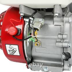 GX160 160cc 4-Stroke OHV 6.5HP Gas Petrol Gasoline Engine Single Cylinder f/ Car