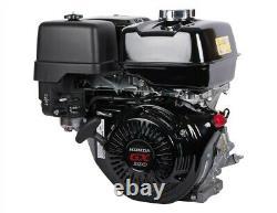 Genuine Honda 13 HP Single Cylinder 4 Stroke Air Cooled Petrol Engine (Black)
