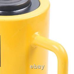 Hydraulic Cylinder Jack 50Ton 6 Stroke Single Acting Hollow Ram Heavy Duty Tool