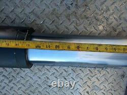 Hydraulic Telescopic Cylinder 2 Stage Single Acting 27 Stroke
