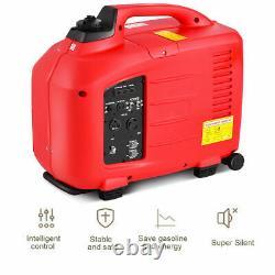 IRONMAX Portable 3500W Digital Inverter Generator 4 Stroke 149cc Single Cylinder