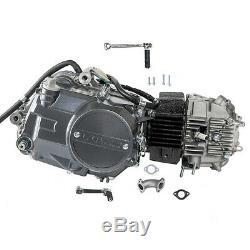 Lifan 125cc Engine Motor Single Cylinder 4 Stroke For XR50 CRF50 CT70 Dirt Bike