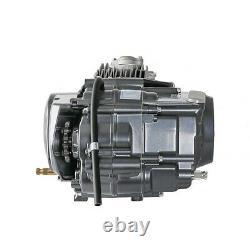 Lifan 125cc Motorcycle Engine Manual OHC Horiz Single Cylinder 4 Stroke US Ship