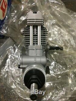 Magnum XLF 52-AR Single Cylinder Ringed FS 4 Stroke Model Airplane Engine