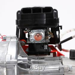 NEW 49cc 2Stroke Race Engine Kit Single Cylinder Mini Pocket Motor FREE SHIPPING