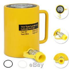 NEW 50 tons 4 Stroke Single Acting Hydraulic Cylinder 10000PSI Jack Ram