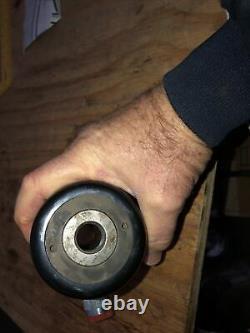 NEW! BVA Hyd Single Acting Hollow Hole Hydraulic Cylinder, 12 Ton-1.6 Stroke