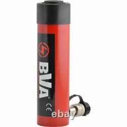 NEW! BVA Hydraulics Single Acting Hydraulic Cylinder H2508, 25 Ton, 8 Stroke