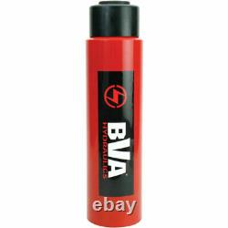 NEW! BVA Hydraulics Single Acting Hydraulic Cylinder H3008, 30 Ton, 8 Stroke