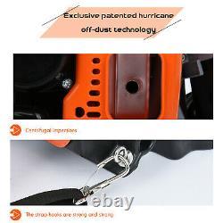 NEW Backpack Powerful Blower Leaf Blower 80CC 2-stroke Motor Gas 850 CFM US