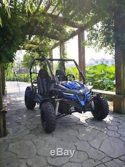 New TrailMaster Cheetah 150 Go Kart, 4-Stroke, Single Cylinder