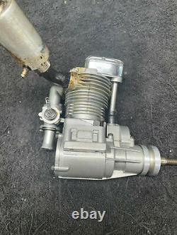 PARTS Saito FA140 Single Cylinder 4-Stroke Glow Engine