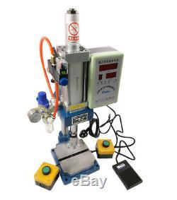 Pneumatic Punch Press Transfer Machine Cylinder Stroke for Sheet Metal Hole440lb