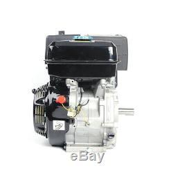 Recoil Pull Start 15HP 4 Stroke Gasoline Engine Motor Single Cylinder Gas Engine