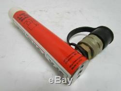 SPX Model B Single-Acting Spring Return Hydraulic Cylinder 5 Ton 5-1/4 Stroke