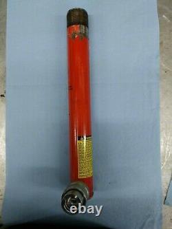 SPX Power Team C59C 5 TON Single Acting Hydraulic Cylinder, 9-1/4 Stroke