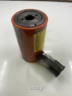 SPX Power Team RH102 10 Ton Single Acting Center Hole Cylinder, 2 1/2 Stroke