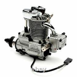 Saito Engines FG-11 11cc Single Cylinder 4-Stroke Gas Engine BZ