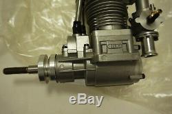 Saito FA 180 1.8cu Single Cylinder Ringed 4-Stroke RC Engine Original Box Japan
