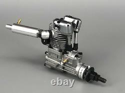 Saito FA-40a Single Cylinder 4-Stroke Engine exclusively for RC model airplanes
