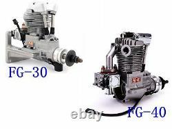 SaitoFG-11 FG-14C FG-17 FG-21 FG30 FG40Four Stroke Single Cylinder Gas RC Engine