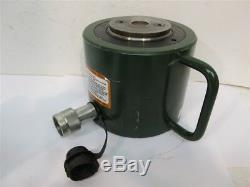 Simplex RLS1002, 100 Ton Single Acting Spring Return Cylinder, 2.25 Stroke USED