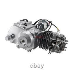 Single Cylinder 125cc 4 Stroke Engine Gear Driven For 50cc 70cc 90cc ATV Gokarts