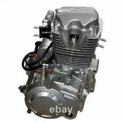Single Cylinder 4-Stroke Vertical Engine 200cc 250cc with Manual Transmission