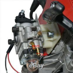 Single Cylinder 49CC 2 Stroke Engine Motor Fuel Tank Pull Start Pocket Rocket