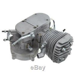 Single Cylinder CDI 2 Stroke 80cc Petrol Gas Engine Motorized Bike Bicycle Kit