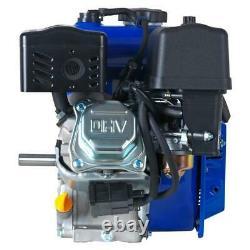 Start Engine Gas Shaft Recoil 4 Stroke Overhead Valve Design Horizontal Powerful